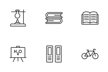 Science And Technology Vol 1 Icon Pack