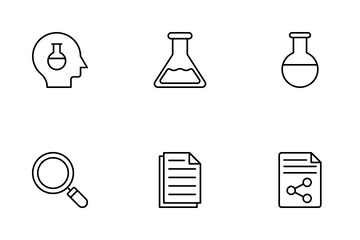 Science And Technology Vol 2 Icon Pack
