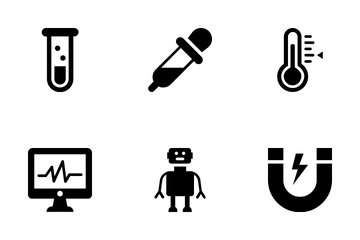 Science And Technology Vol 3 Icon Pack