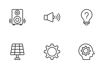 Science And Technology Vol 4 Icon Pack
