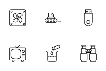 Science And Technology Vol 5 Icon Pack