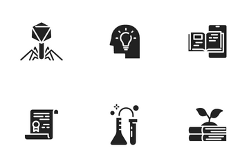 Science & Education Icon Pack