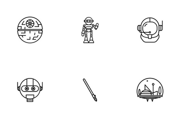 Science Fiction Icon Pack