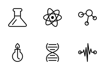 Science Icons Icon Pack