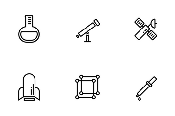 Science Lab Icon Pack