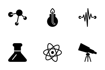 Science Vector Icons Icon Pack