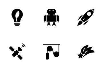 Science Vol 1 Icon Pack