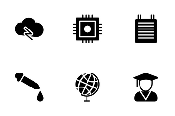 Science Vol 3 Icon Pack