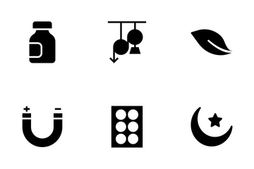 Science Vol 4 Icon Pack