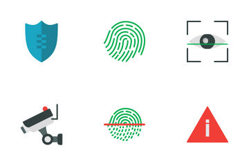 Scout Security Icon Pack