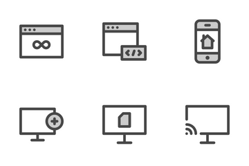 Screen Parts Vol 2 Icon Pack
