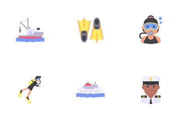 Sea Icon Pack