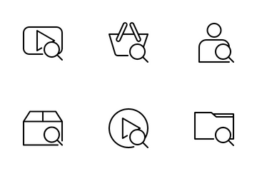 Search Anything Icon Pack