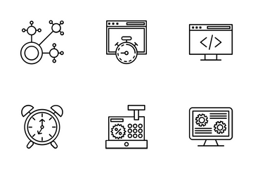 Search Engine Optimization 2 Icon Pack