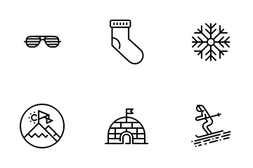 Seasons Icon Pack