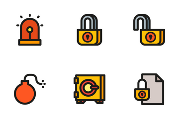 Security 1 Icon Pack