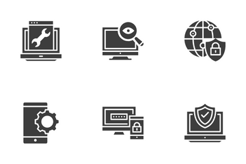 Security And Protection Icon Pack