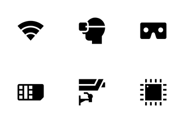 Security And Technology Icon Pack