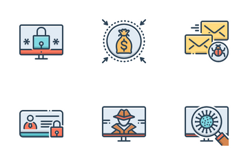 Security & Antivirus Icon Pack