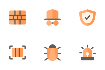 Security (Flat) Icon Pack