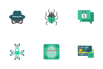 Security Icons Icon Pack