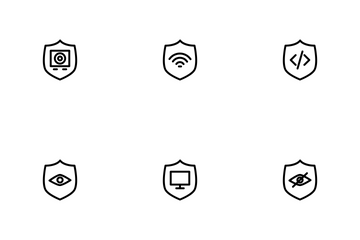 Security Shields Icon Pack