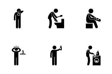 Self Awareness Guy Icon Pack