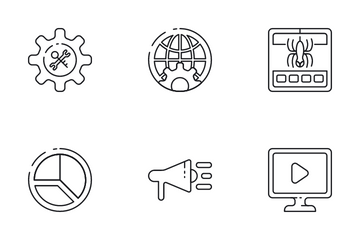 Seo Icon Pack