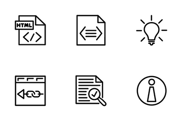 Seo-3 Icon Pack
