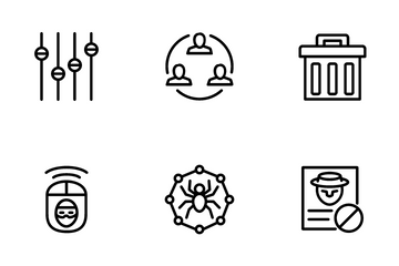Seo-5 Icon Pack