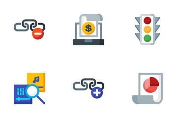 Seo 7 Icon Pack