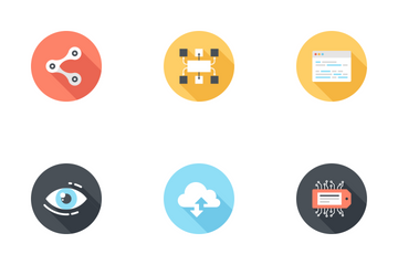 SEO And Development Vol 1 Icon Pack