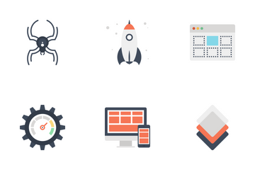 SEO And Development Vol 2 Icon Pack