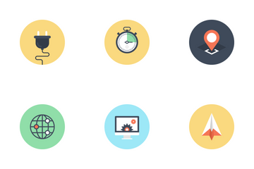 SEO And Development Vol 3 Icon Pack