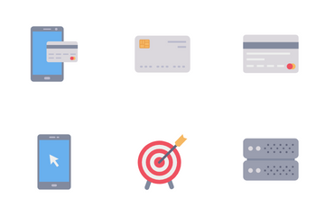 SEO And Digital Marketing Vol 1 Icon Pack