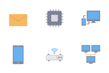 SEO And Digital Marketing Vol 3 Icon Pack