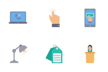 SEO And Digital Marketing Vol 4 Icon Pack