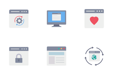 SEO And Digital Marketing Vol 5 Icon Pack