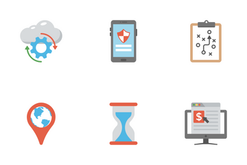 SEO And Marketing 2 Icon Pack
