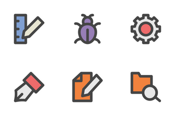 SEO And Marketing Icon Pack