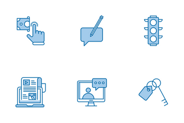 Seo And Web Optimization Vol.1 Icon Pack