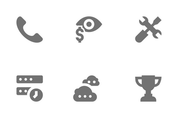 SEO And Web Optimization Vol 1 Icon Pack