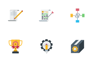 Seo And Web Optimization Vol.2 Icon Pack