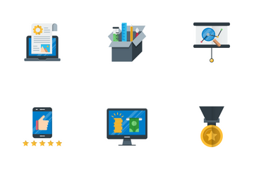Seo And Web Optimization Vol.3 Icon Pack