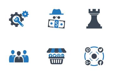 Seo And Web Premium Icon Pack