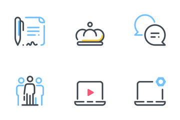 SEO And Web Vol 3 Icon Pack