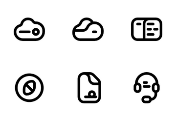 Seo Business Icon Pack