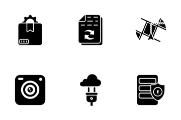 SEO & Development Icon Pack