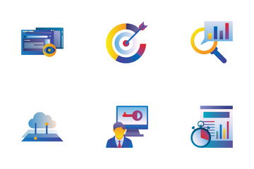 Seo & Internet Icon Pack