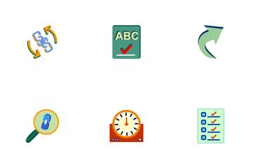 SEO & Internet Marketing Icon Pack